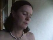 A mature brunette gets down for a cock and loads of cum